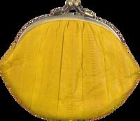 Gele BECKSONDERGAARD Portemonnee GRANNY RAINBOW  - medium