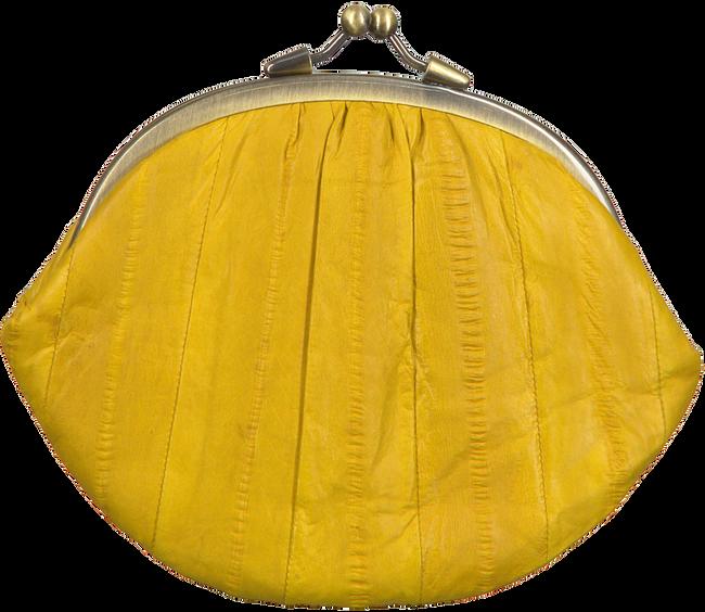 BECKSONDERGAARD Porte-monnaie GRANNY RAINBOW AW19 en jaune  - large