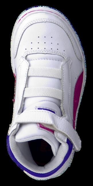 PUMA Baskets 353998 en blanc - large