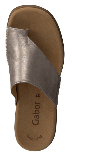 Bronzen GABOR Slippers 700  - large