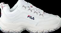 Witte FILA Sneakers STRADA LOW KIDS  - medium