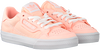 ADIDAS Baskets basses CONTINENTAL VULC J en rose  - small