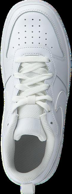 NIKE Baskets basses COURT BOROUGH LOW 2 (GS) en blanc  - large