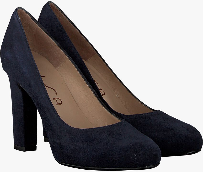 UNISA Escarpins PATRICK en bleu - larger
