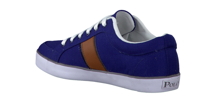 POLO RALPH LAUREN Baskets BOLINGBROOK II en bleu - large