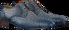 GIORGIO Richelieus 964145 en bleu  - small