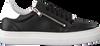 ANTONY MORATO Baskets MMFW01281 en noir  - small