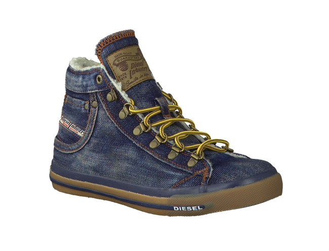 Blue DIESEL shoe MAGNETE K  - large