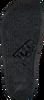 THE WHITE BRAND Tongs WALL en noir  - small