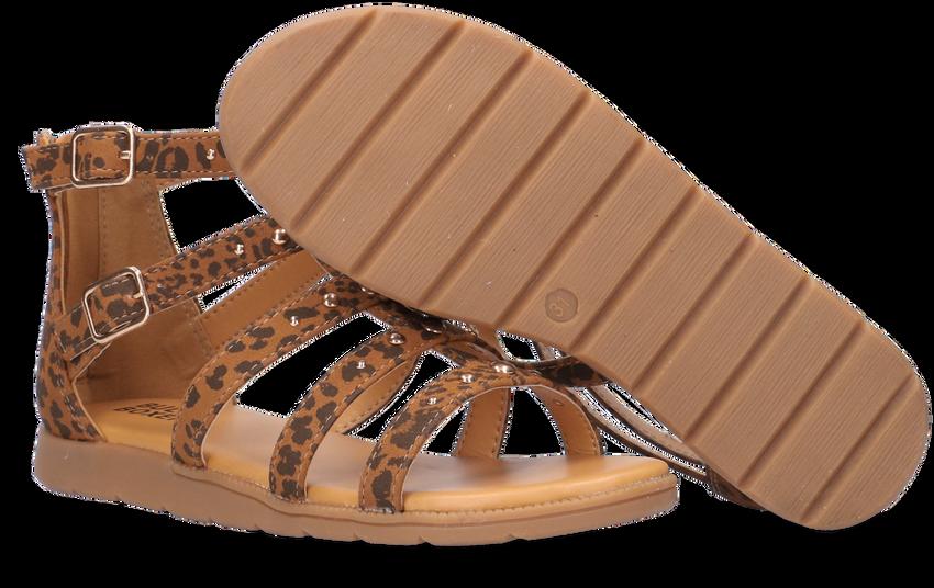 BULLBOXER Sandales AGG021F1S en marron  - larger
