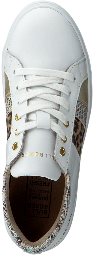 Witte BULLBOXER Lage sneakers AHM031E5L  - larger