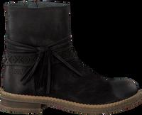 Zwarte GIGA Lange laarzen 8694  - medium