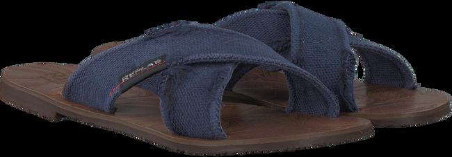 REPLAY Tongs BALTIC en bleu - large
