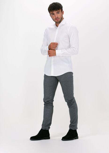 Witte BOSS Klassiek overhemd P-HANK-SPREAD-214 10151300 01 - large