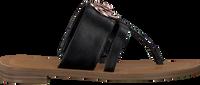 Zwarte GUESS Slippers GENERA  - medium