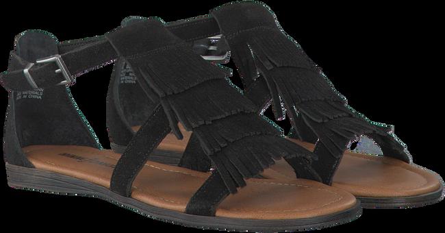 MINNETONKA Sandales 71302 en noir - large