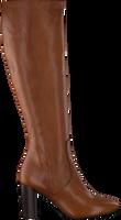 NOTRE-V Bottes hautes AH201 en cognac  - medium