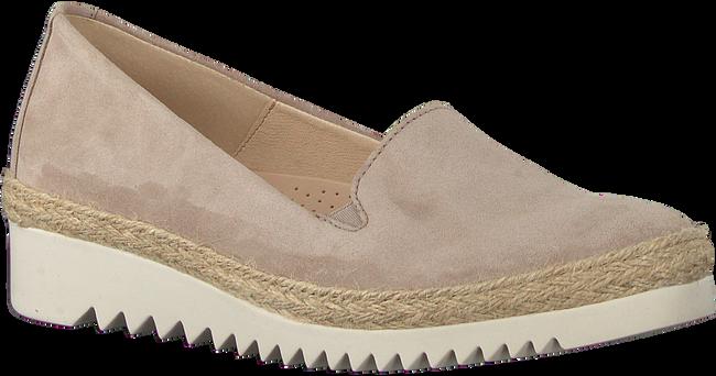 GABOR Chaussures à enfiler 610.2 en beige  - large