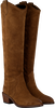 NOTRE-V Bottes hautes BY6205X en cognac  - small