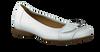 GABOR Ballerines 625 en blanc - small