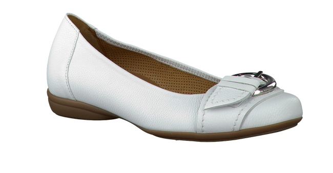 Witte GABOR Ballerina's 625  - large