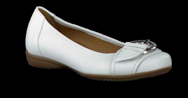 GABOR Ballerines 625 en blanc - large