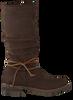 OMODA Bottes hautes K4314 en marron - small