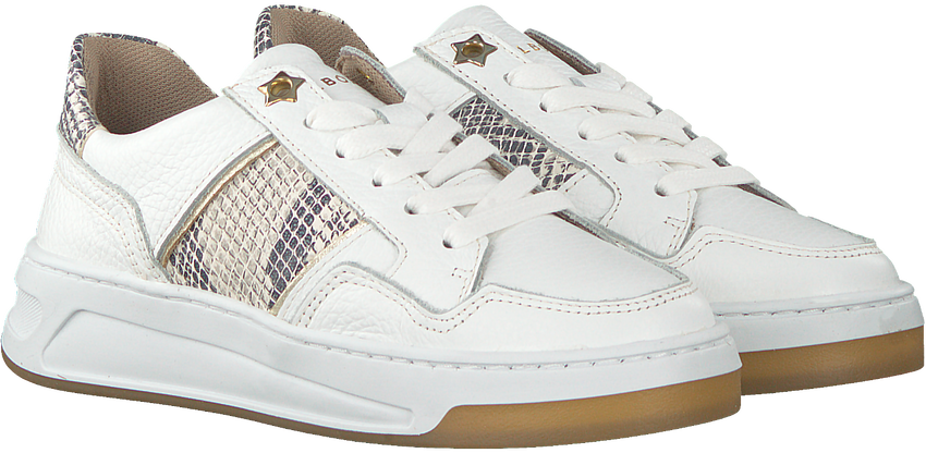 Witte BULLBOXER Lage sneakers ALQ000E5L  - larger