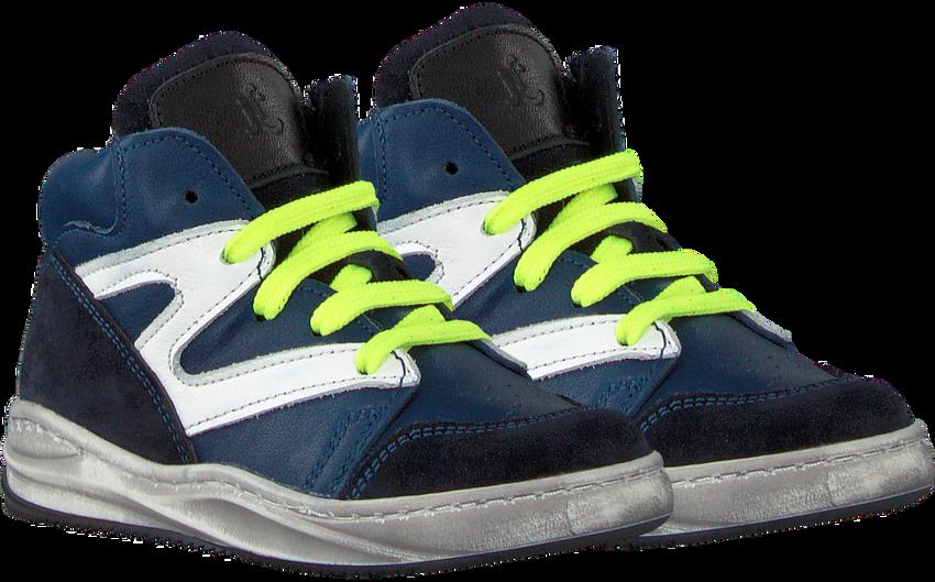 Blauwe JOCHIE & FREAKS Sneakers 18272 - larger