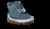 BARDOSSA Chaussures bébé STONE en bleu - small