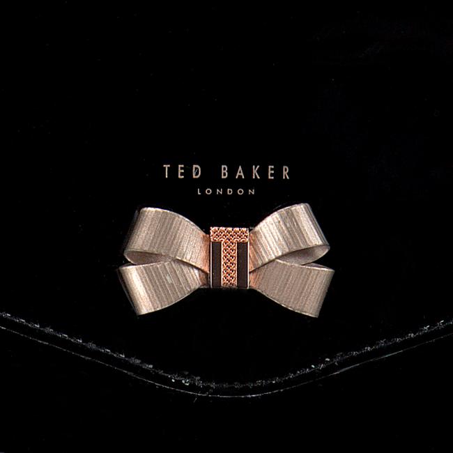 TED BAKER Pochette LUANNE en noir - large