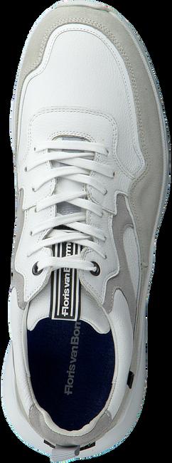 Witte FLORIS VAN BOMMEL Lage sneakers 16269  - large
