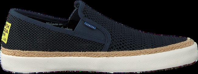 SCOTCH & SODA Chaussures à enfiler IZOMI en bleu  - large