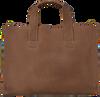 Bruine MYOMY Handtas MY PAPER BAG HANDBAG MINI - small