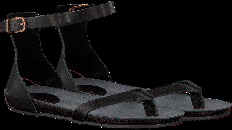 zwarte fred de la bretoniere sandalen 170010024. Black Bedroom Furniture Sets. Home Design Ideas