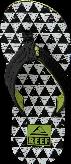 REEF Tongs R2345 en noir - large
