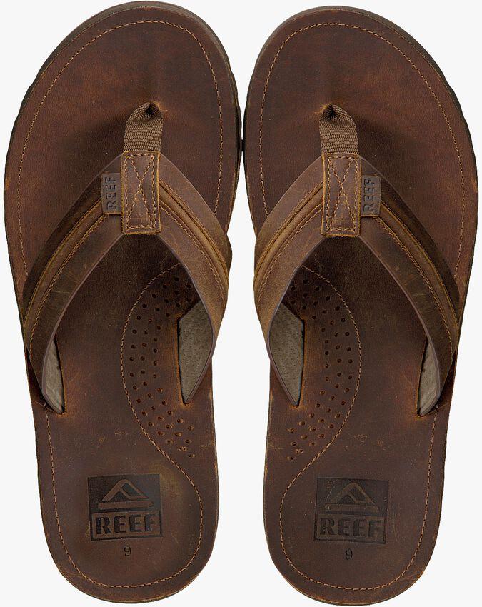 brown REEF shoe VOYAGE LUX  - larger