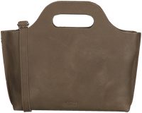 Taupe MYOMY Handtas MY CARRY BAG HANDBAG  - medium