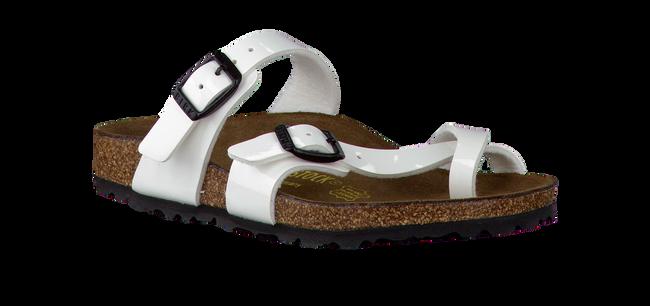 white BIRKENSTOCK PAPILLIO shoe MAYARI KIDS  - large