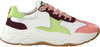 SCOTCH & SODA Baskets basses CELEST en blanc  - small
