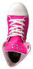 BULLBOXER Baskets AEF502 en rose - small
