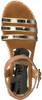 Gouden UNISA Sandalen TALENT  - small