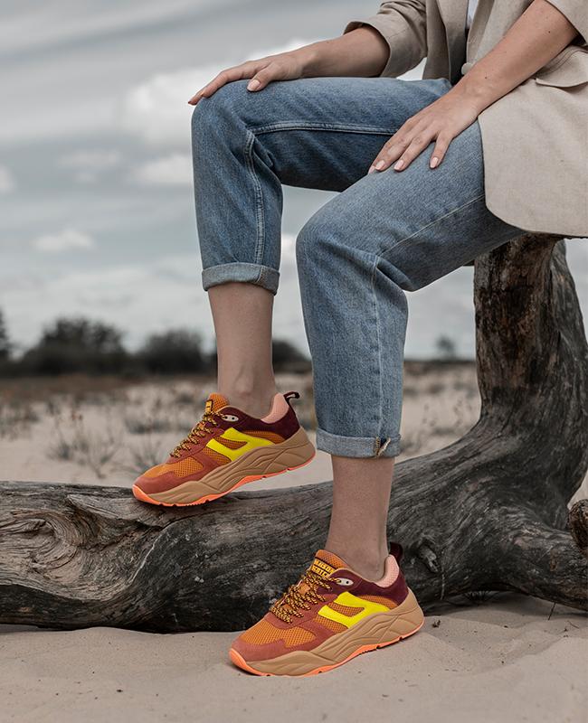 Sneakers - Welke Schoenen Onder Korte Broek Mannen