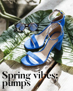 Spring vibes pumps