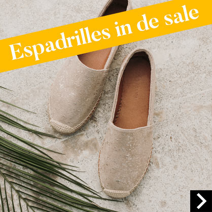 Espadrilles in Sale